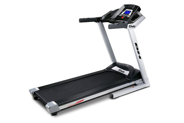 BH Fitness Civic Plus G6240G Tapis de course
