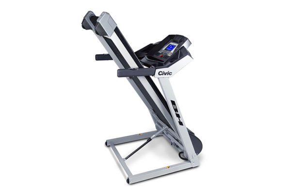 BH Fitness Civic Plus G6240G pliable