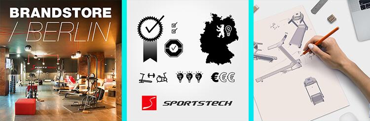 Sportstech marque de qualité allemande